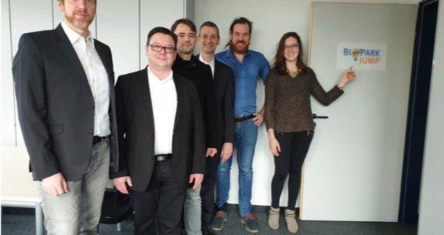 Healthcare Accelerator im BioPark Regensburg gestartet