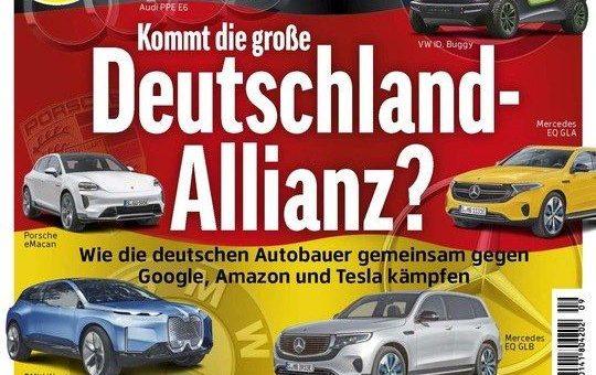 Kooperationen sind weltweit Trend in der Automobilbranche