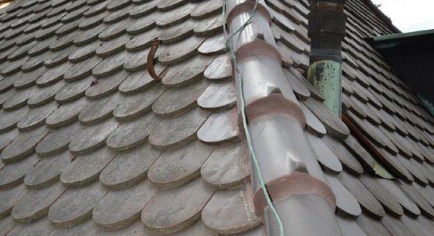 """Für das Dach ist jetzt """"Wartezeit"""""""