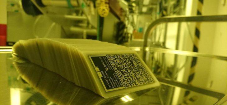 OPVIUS führt neuartigen, kostengünstigen Akzeptor von Nano-C in der OPV-Massenproduktion ein