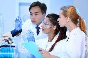 Förderung für junge Wissenschaftler