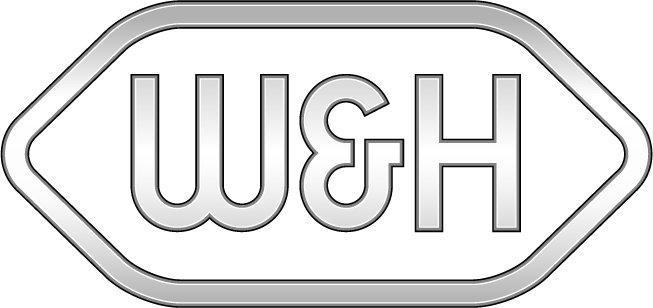 Neues Corporate Design für W&H
