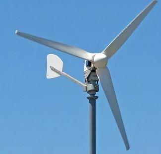 Kleinwindkraftanlagen zur Netzeinspeisung werden immer beliebter