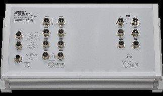 Lantech Ethernet Switches zur Verwendung mit IEC 61375 Datennetzen
