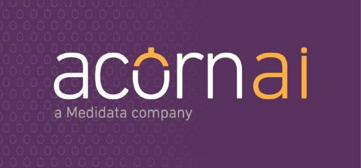 Medidata startet Acorn AI um die Life-Science-Industrie bei der Anwendung künstlicher Intelligenz zu unterstützen