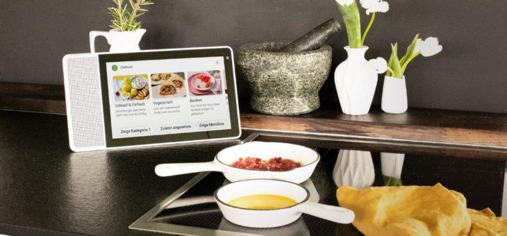 Nuuk entwickelt Chefkoch Integration für Smart Displays mit Google Assistant