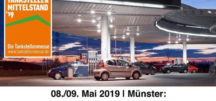 Tankstelle & Mittelstand `19: eurodata präsentiert innovative Lösungen