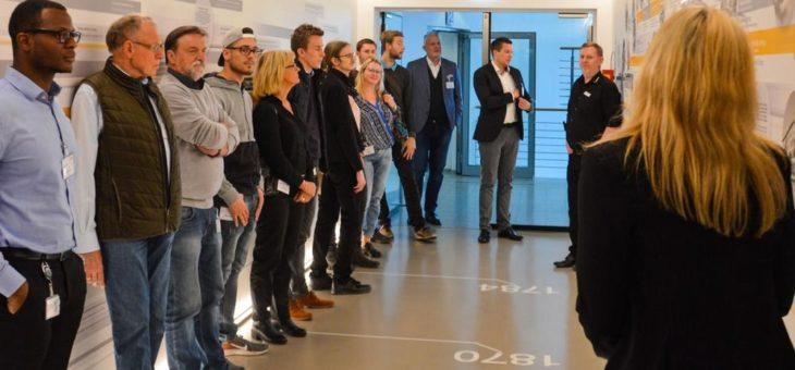 Tag der Logistik: Dematic zieht Nachwuchs- und Fachkräfte an