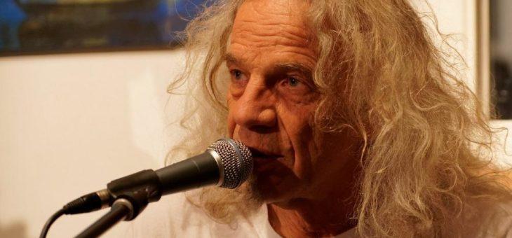 """04.Mai 20 Uhr: Blues-Night mit Slavko Hilvert """"Twoo-Bags-Bluesman"""" SR"""