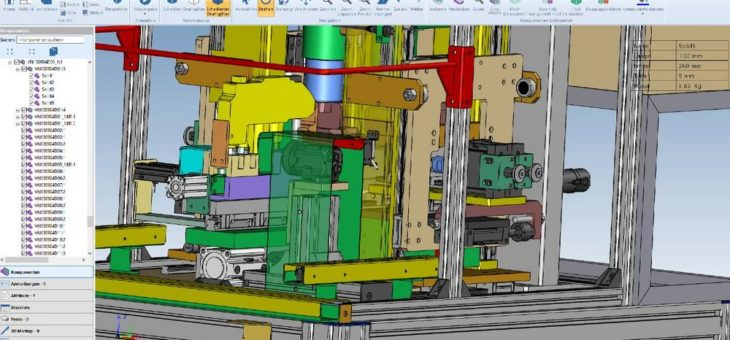 CAD-Visualisierung im Team mit Glovius
