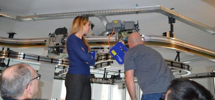 VAHLE Automation in Schwoich: Internationales Weiterbildungszentrum für die Gruppe