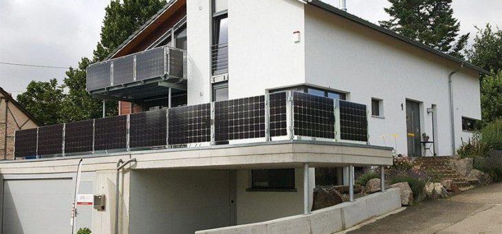 Deutsche Axsun Solar Fassaden und Balkon Solarmodule – jetzt von Deutschlands Focus Money Solar-Sieger iKratos ausgewaehlt