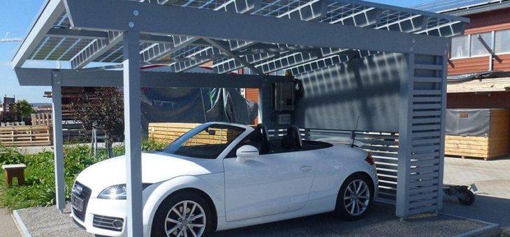 Den schönsten umweltfreundlichen Strom den in Deutschland gibt kommt vom Solardach