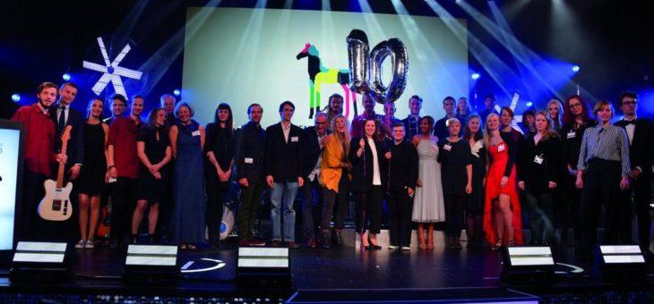 10-jähriges Jubiläum Baden-Baden Award Nachwuchspreis
