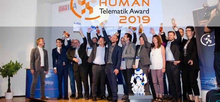 Telematik Award 2019: Ausschreibung des wichtigsten Events der Telematik-Branche startet am 15. April