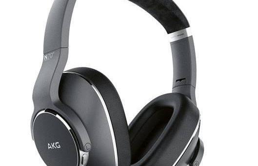 Donnerstags-Kracher bei mobilcom-debitel: AKG Over-Ear-Kopfhörer für 289,99 Euro