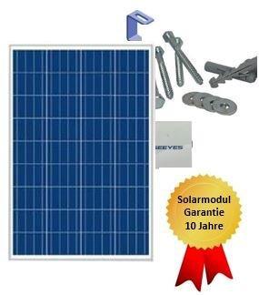 Kleinstes Minisolar-Balkonsolar Kraftwerk liefert Strom fürs Haus oder die Wohnung