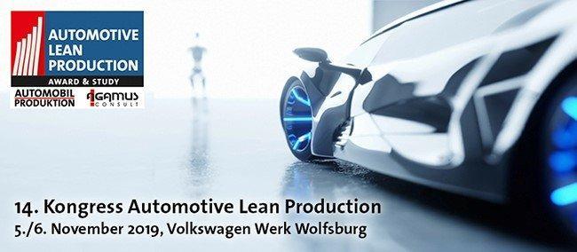 14. Kongress Automotive Lean Production