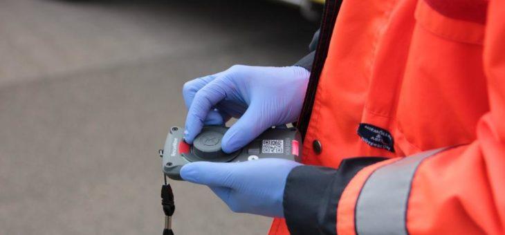 Elektronisches System statt Zettelwirtschaft: Landkreis Germersheim setzt im Rettungsdienst auf RescueWave®