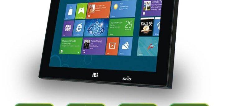 AFL3-12C – Semi-industrieller Panel PC im 4:3 Format