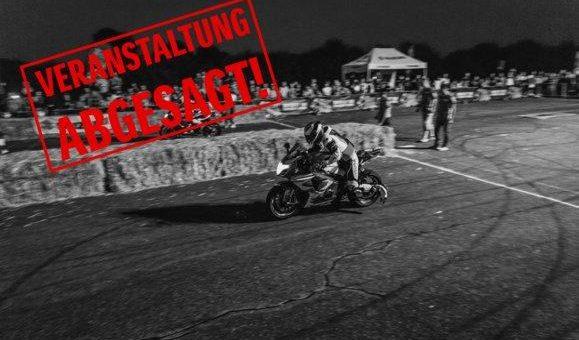 Suzuki Night Run Nord abgesagt