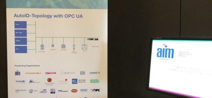 'Einer für alle' – OPC Companion Specification für AutoID-Geräte