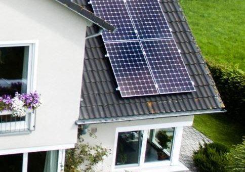 Solar 2000 – Solaranlage mit viel Strom zum kleinen Preis