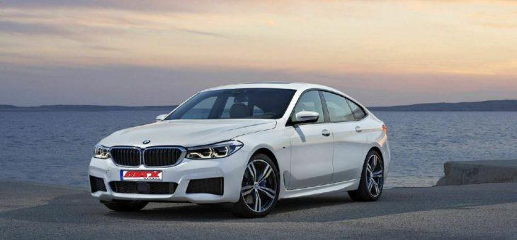 BMW 6er GT (G32) / 6-SERIES GT (G32), Modell 2019