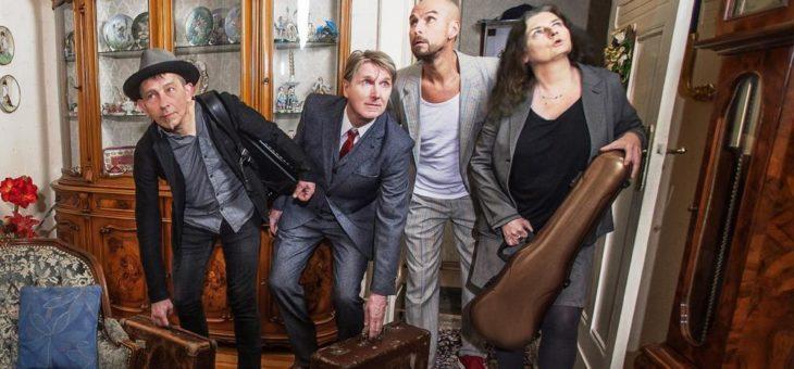 19. Mai 14 Uhr: LÜÜL, der Macher und die Band aus Berlin