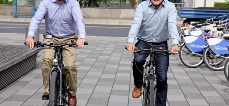 SMA Fahrradtag: Mitarbeiter setzen ein Zeichen für nachhaltige Mobilität