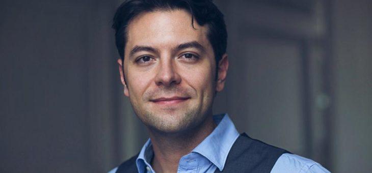 Fabrizio Palmas ist Jury-Mitglied bei Coding Da Vinci Süd 2019