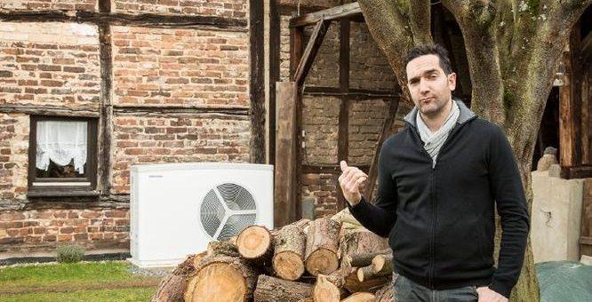 Grüne Technik statt Öl und Gas für das eigene Zuhause