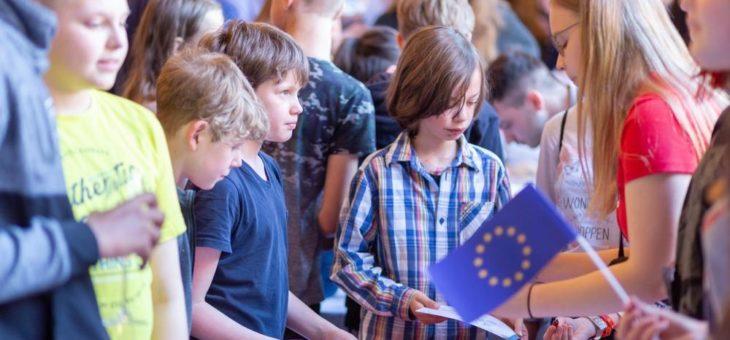 """""""Europa-macht-Schule""""-Abschlussveranstaltung im Bremer Rathaus – Schirmherrin: Prof. Dr. Eva Quante-Brandt"""
