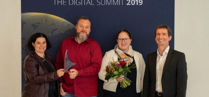 Versicherungskammer Bayern für Nutzung innovativer Service-Technologien ausgezeichnet