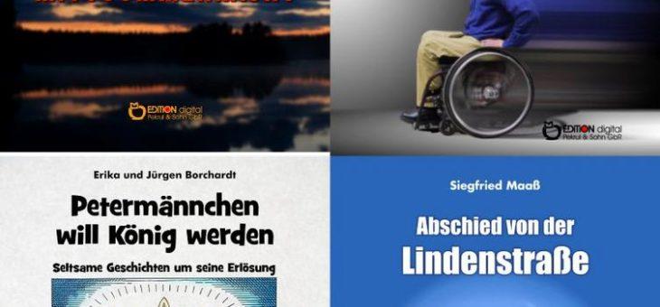Ein Unfall und ein neues Leben, ein Land im Untergang und eine gerechte Strafe für den Herzog – Fünf E-Books von Freitag bis Freitag zum Sonderpreis