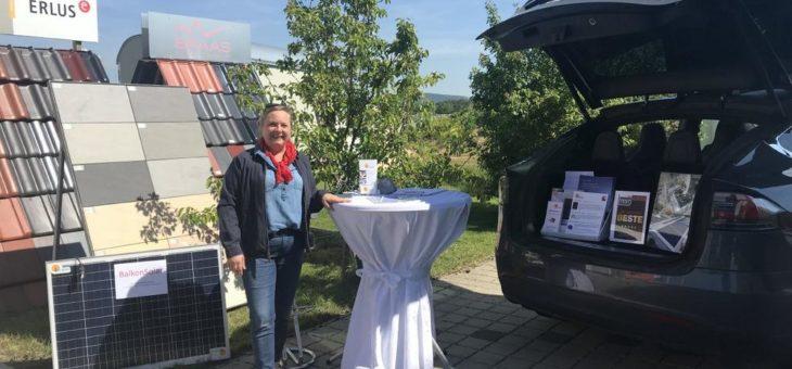Ihr Fachpartner fuer Photovoltaik auf Messeveranstaltungen
