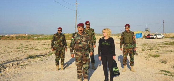 Eine österreichische Tierschützerin im Irak: Mission impossible?