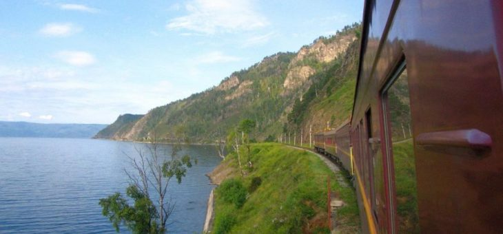 Legendäre Bahnreisen