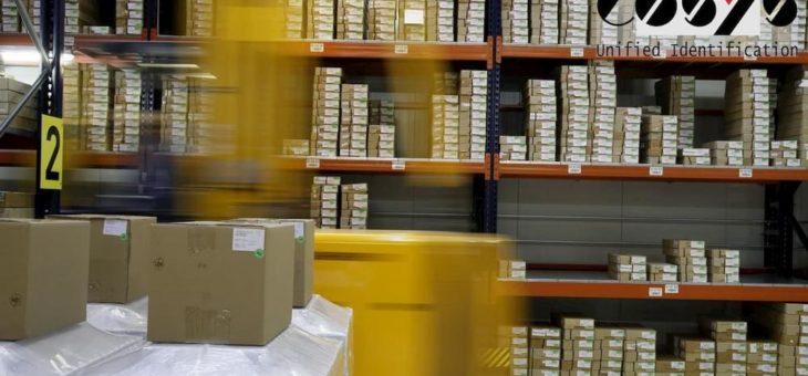 COSYS Lagerverwaltungssoftware für kürzere Durchlaufzeiten in der Lagerhaltung