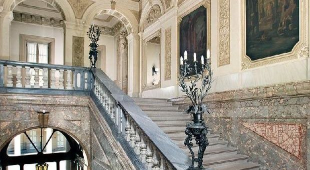 Palazzo Francesco Melzi d'Eril in Mailand arbeitet seit 2018 erfolgreich mit HARVEY®