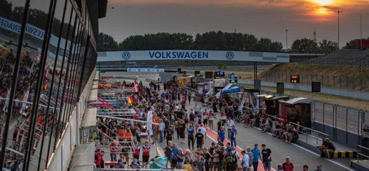 WM-Lauf, IDM-Paket und Stunt-Europameisterschaft bei der German Speedweek 2019