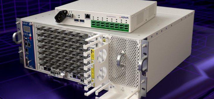 SANReN setzt auf ADVA FSP 3000 mit ALM-Glasfaserüberwachung