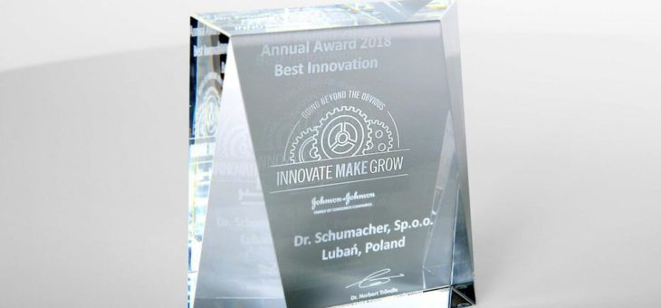 And the winner is … Dr. Schumacher Sp. z o.o.