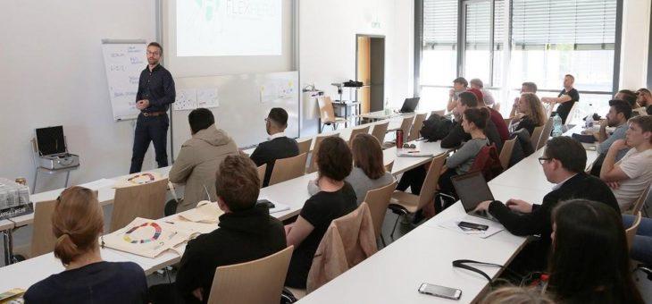 Erfolgreicher Start für den 1. Gründertag der Gründerwerkstatt an der Hochschule Worms