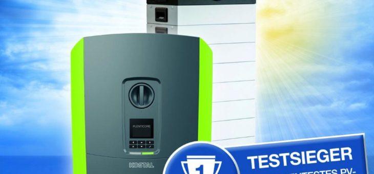 KOSTAL setzt Standards – Mit effizienten Hybrid- und Speicherlösungen