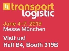RWS Railway Service GmbH auf der Transport Logistic 2019