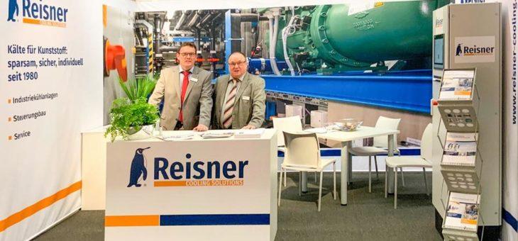 KUTENO 2019: Kontakte, Impulse und starke Nachfrage für Reisner Cooling Solutions