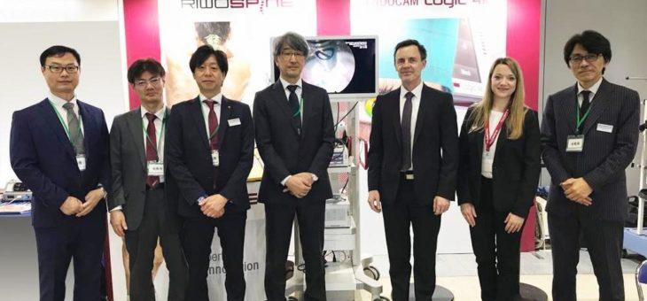 Richard Wolf Tochterunternehmen RIWOspine installiert neue Geschäftsstruktur in Japan