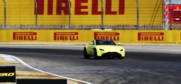 Gewinnspiel ermöglicht F1 Fans beim Formel 1 Mercedes-Benz Grosser Preis von Deutschland 2019 die F1TM Pirelli Hot Laps zu erleben