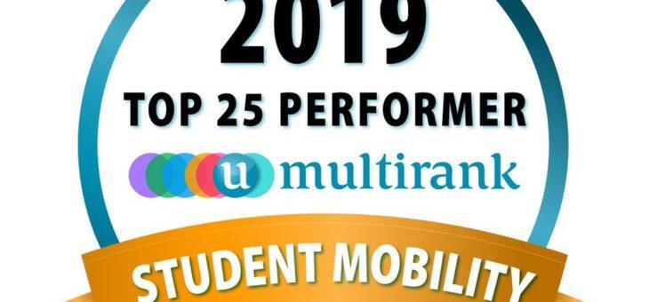 ISM erzielt Spitzenergebnisse im globalen Ranking von U-Multirank